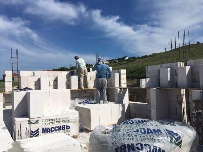Пеноблоки - строительство и характеристики
