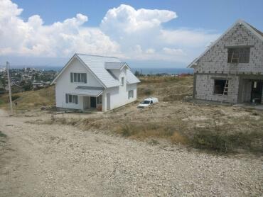 Дом на берегу Чёрного моря в Феодосии